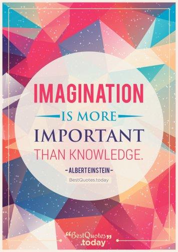 Knowledge And Wisdom Quote by Albert Einstein