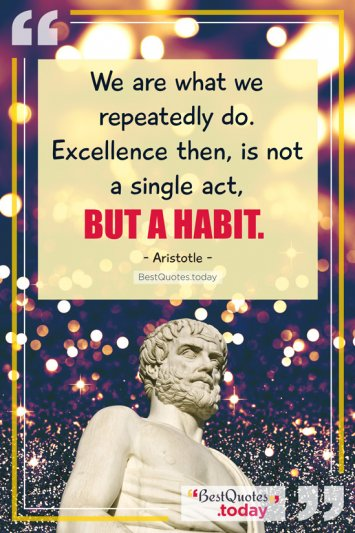 Work Quote by Aristotle