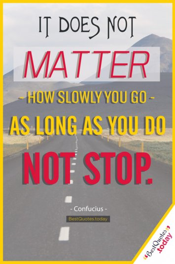 Motivational Quote by Confucius