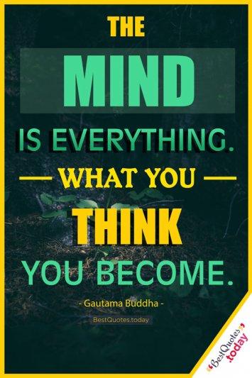 Philosophy Quote - Gautama Buddha