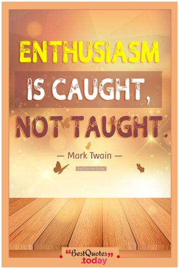 Motivational Quote by Mark Twain