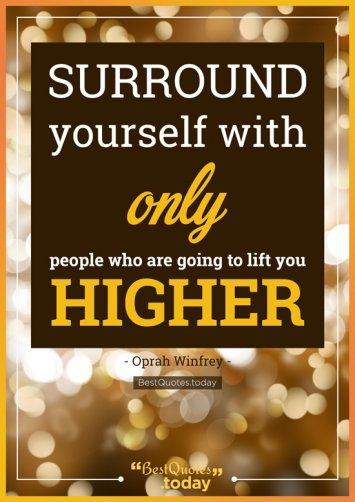 Wisdom Quote by Oprah Winfrey
