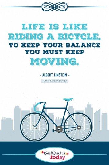 Life Quote by Albert Einstein