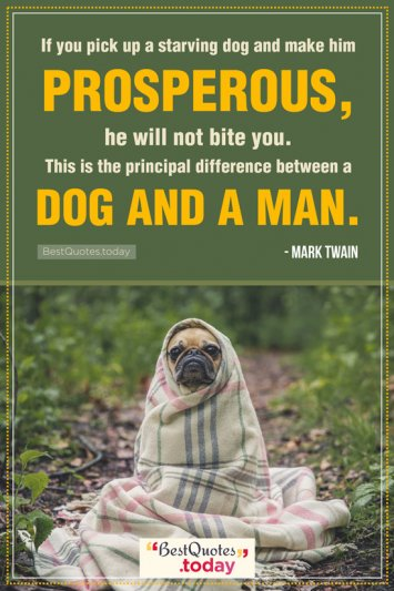 Philosophy Quote by Mark Twain