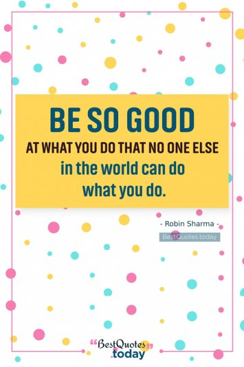 Motivational Quote by Robin Sharma