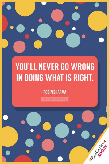 Philosophy Quote by Robin Sharma