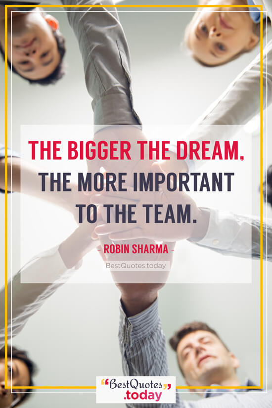 Dreams Quote by Robin Sharma
