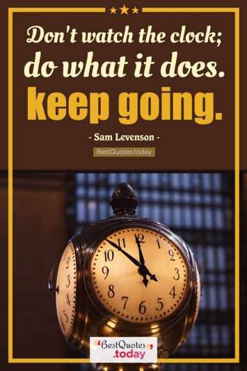 Motivational Quote by Sam Levenson