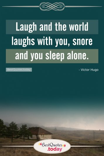 Funny Quote by Victor Hugo