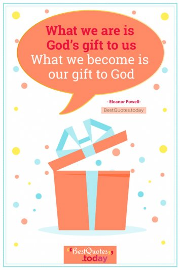 Life Quote by Eleanor Powell