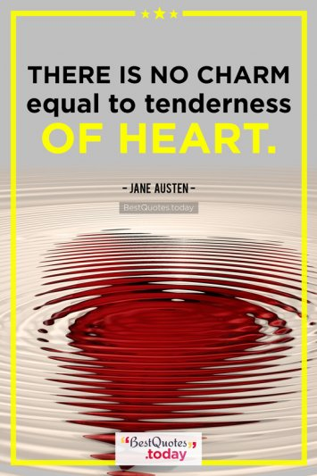 Emotional Quote by Jane Austen