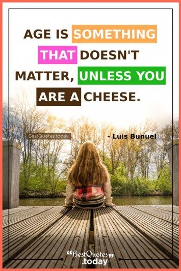 Funny Quote by Luis Bunuel