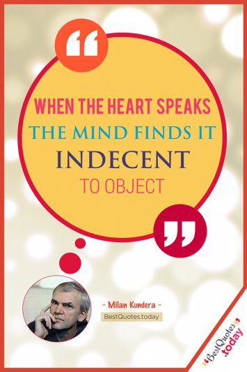 Miscellaneous Quote by Milan Kundera
