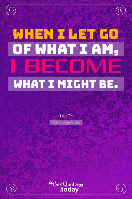 Philosophy Quote by Lao Tzu