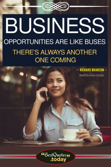 Motivational Quote by Richard Branson