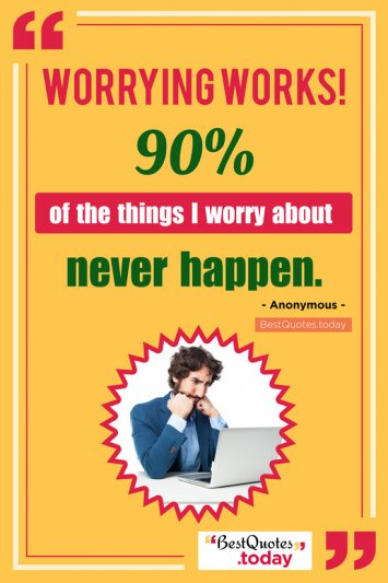 Work Quote by Anonymous