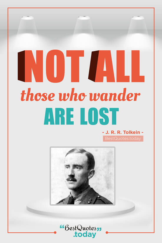Miscellaneous Quote by J. R. R. Tolkein