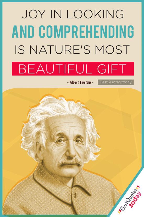 Intelligence Quote by Albert Einstein