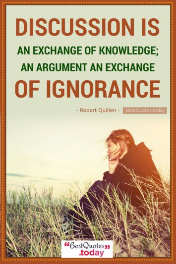 Ignorance & Knowledge Quote by Robert Quillen