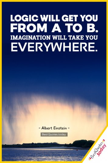 Inspirational Quote by Albert Einstein