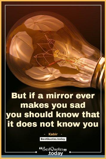 Spiritual Quote by Kabir
