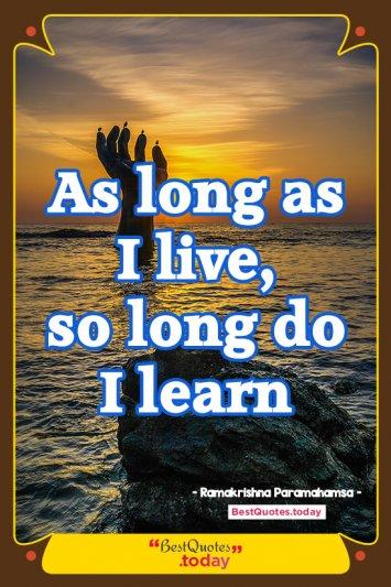 Spiritual Quote by Ramakrishna Paramahamsa